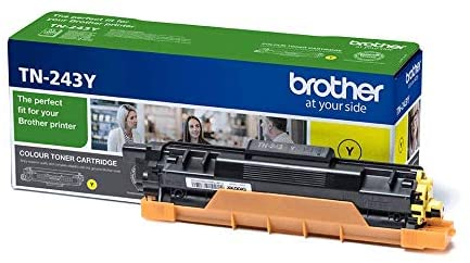 BROTHER TONER TN243-Y AMARILLO 1000 PAGINAS
