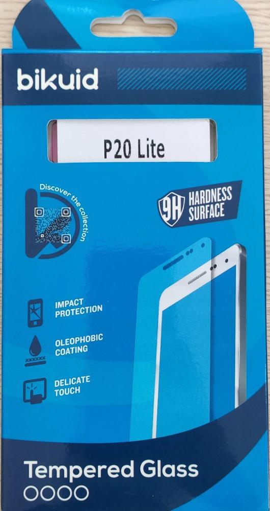 Bikuid Protector pantalla Cristal templado Huawei P20 Lite
