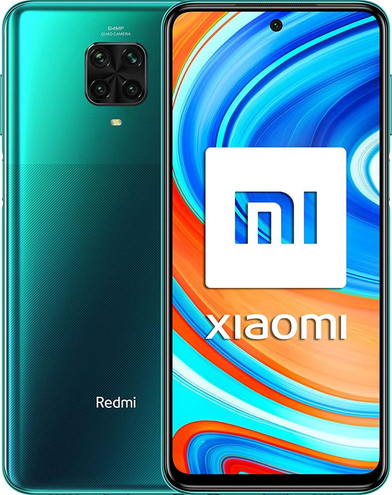XIAOMI SMARTPHONE REDMI NOTE 9 PRO 6GB 128GB DS VERDE