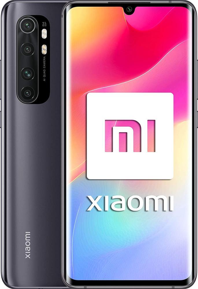 XIAOMI SMARTPHONE MI NOTE 10 LITE 6GB 128GB DS NEGRO