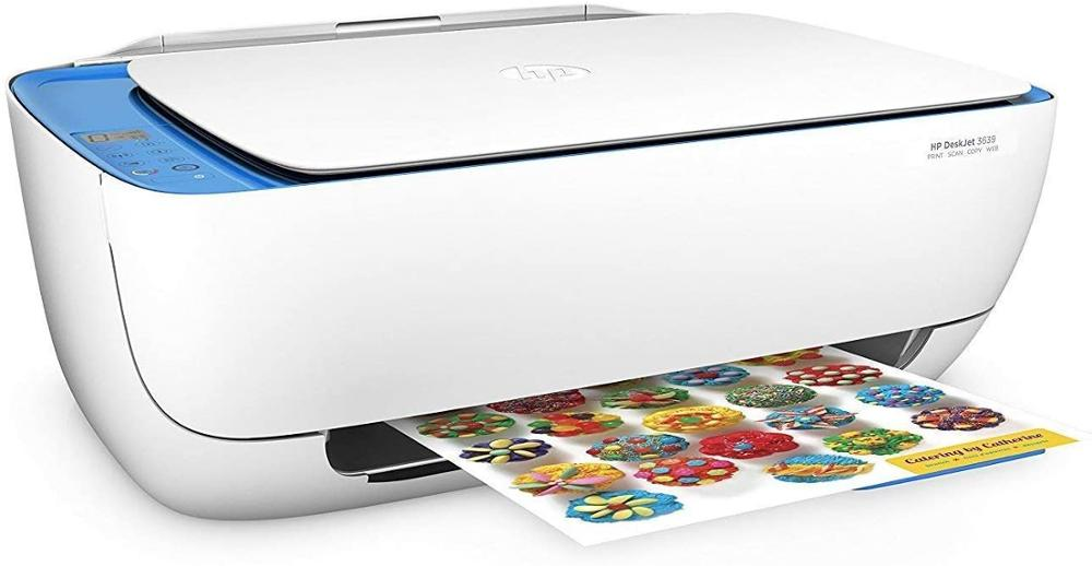 HP DESKJET 3639 MULTIFUNCION COLOR WIFI