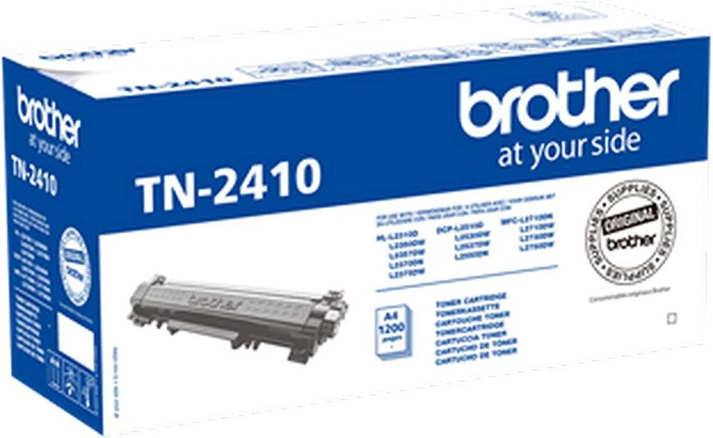 BROTHER TONER TN2410 - NEGRO - 1200 PAGINAS