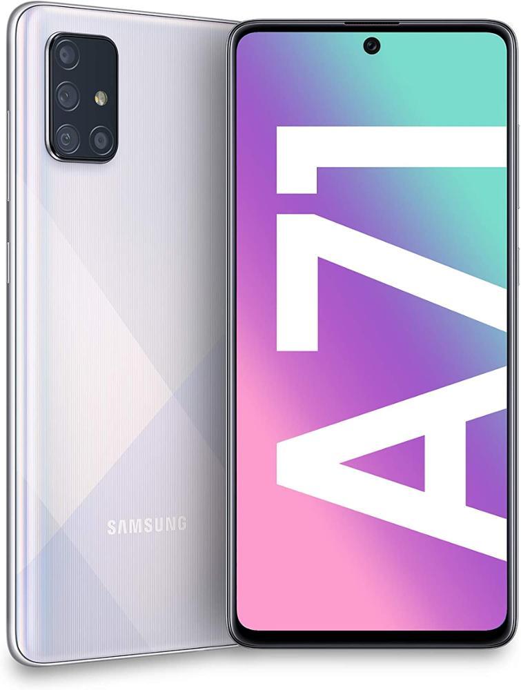 SAMSUNG SMARTPHONE A71 DS 128GB - PLATA