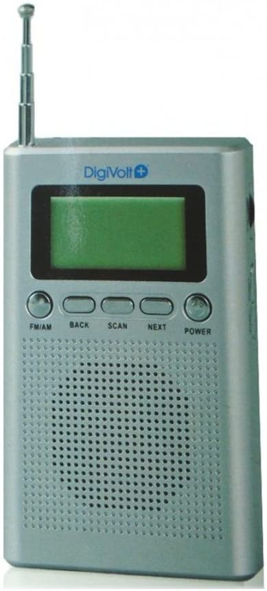 DIGIVOLT RADIO FM DIGITAL RD-811