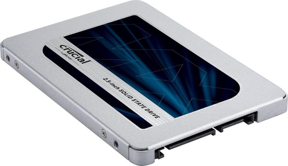"CRUCIAL MX500 DISCO DURO INTERNO SSD 2.5"" 500GB"