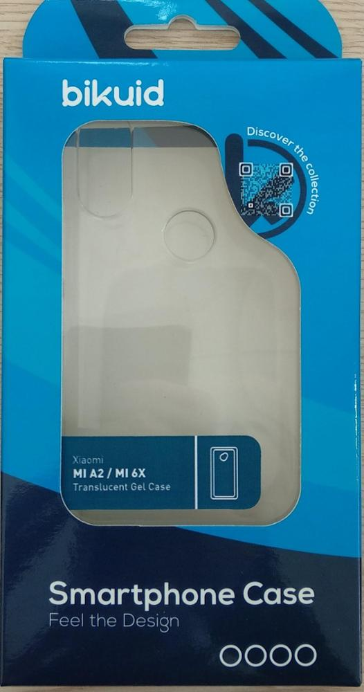 Bikuid Funda Gel case Xiaomi Mi A2 Lite