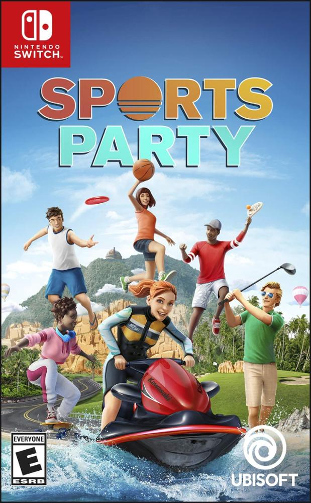 NINTENDO JUEGO SWITCH SPORTS PARTY