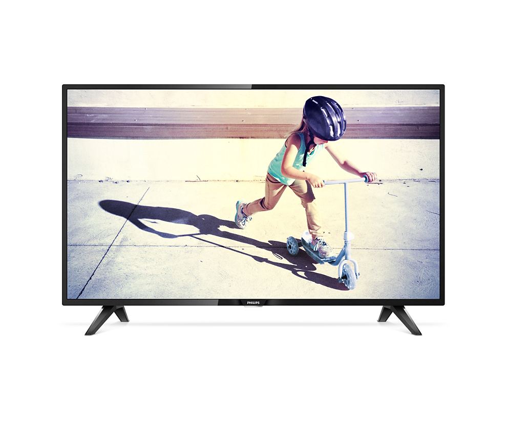 "PHILIPS Televisor 43PFT4112 43"" FULL HD"