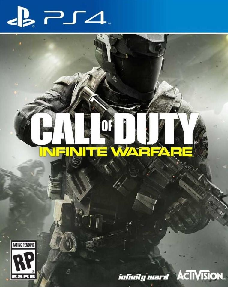 PS4 JUEGO CALL OF DUTY: INFINITE WARFARE