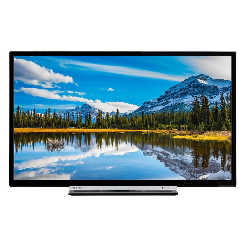 "TOSHIBA Televisor 32W3863DG 32"" HD SMART TV - OUTLET"