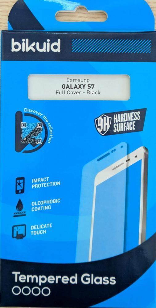 Bikuid Protector Pantalla cristal Templado Samsung S7