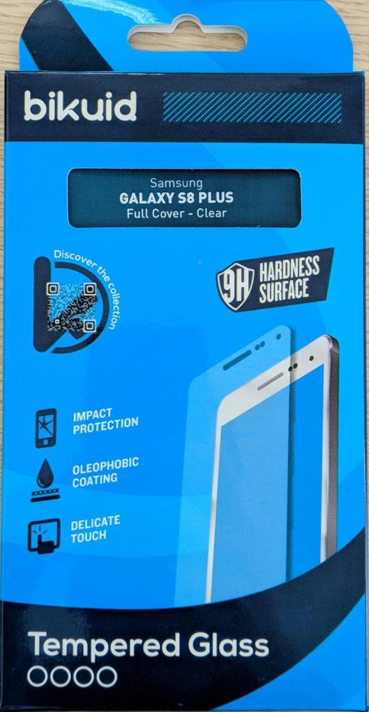 Bikuid Protector Pantalla cristal Templado Samsung S8+