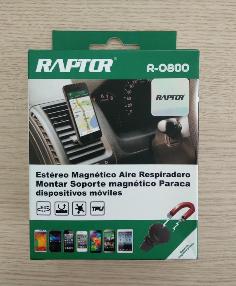 RAPTOR R-O800 - SOPORTE MOVIL COCHE