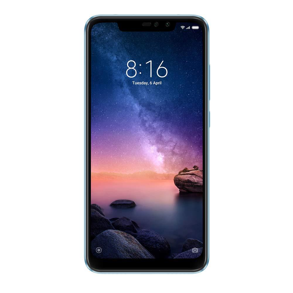 XIAOMI Smartphone REDMI NOTE 6 PRO DUAL SIM 3GB 32GB - AZUL