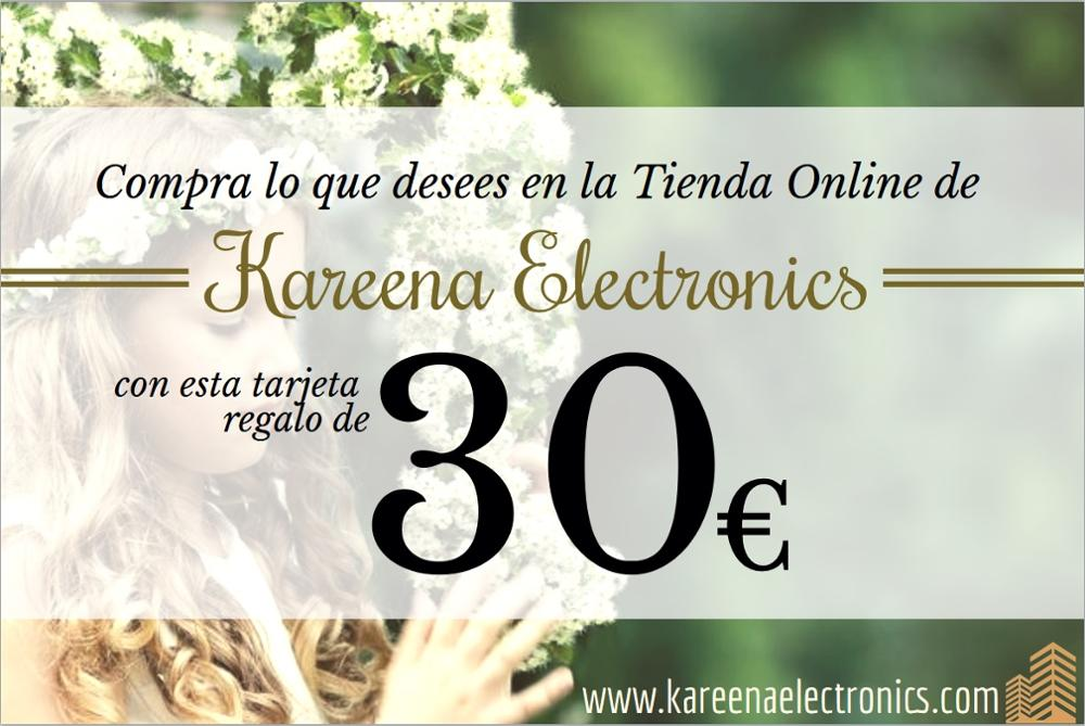 TARJETA REGALO DE 30€ - COMUNIONES