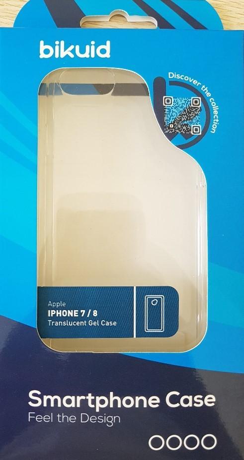 Bikuid Funda Gel Case Apple Iphone 7 plus /8 plus