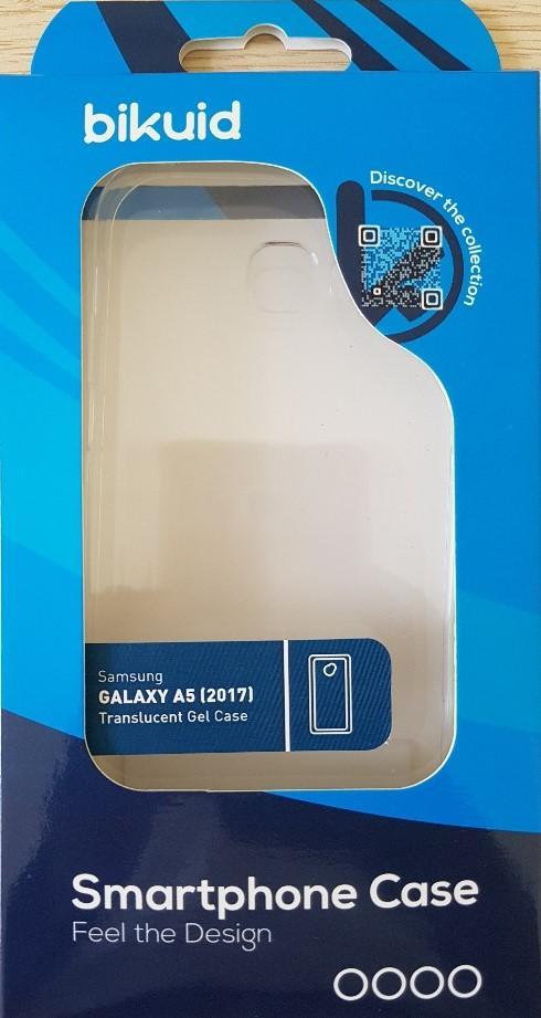 Bikuid Funda Gel Case Transparente Samsung A5 (2017)