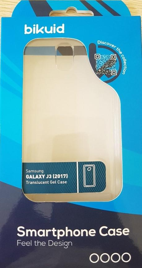 Bikuid Funda Gel Case Transparente Samsung J3 (2017)
