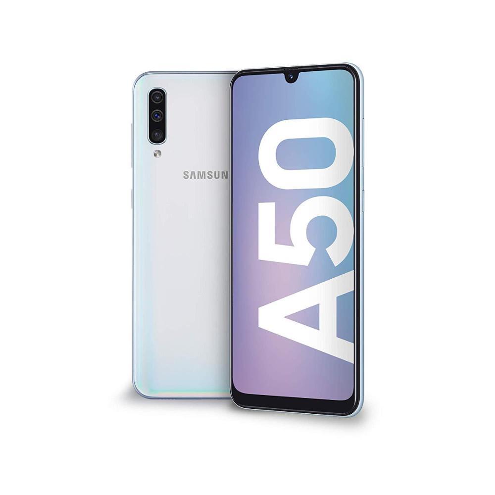 SAMSUNG Smartphone A50 A505 DS 128GB - BLANCO