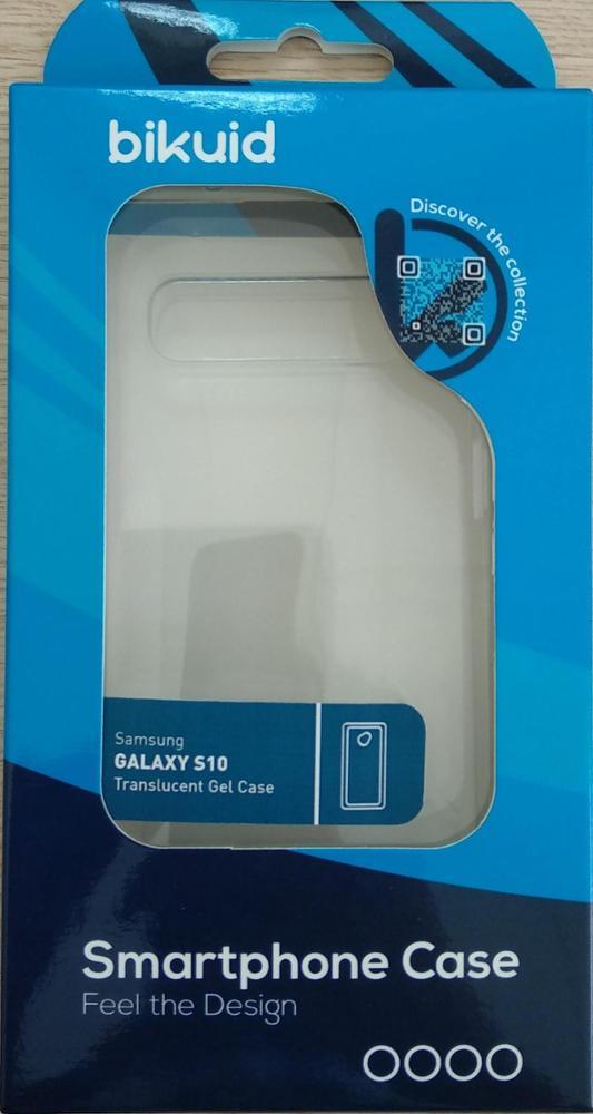 Bikuid Funda Gel Case Transparente Samsung Galaxy S10