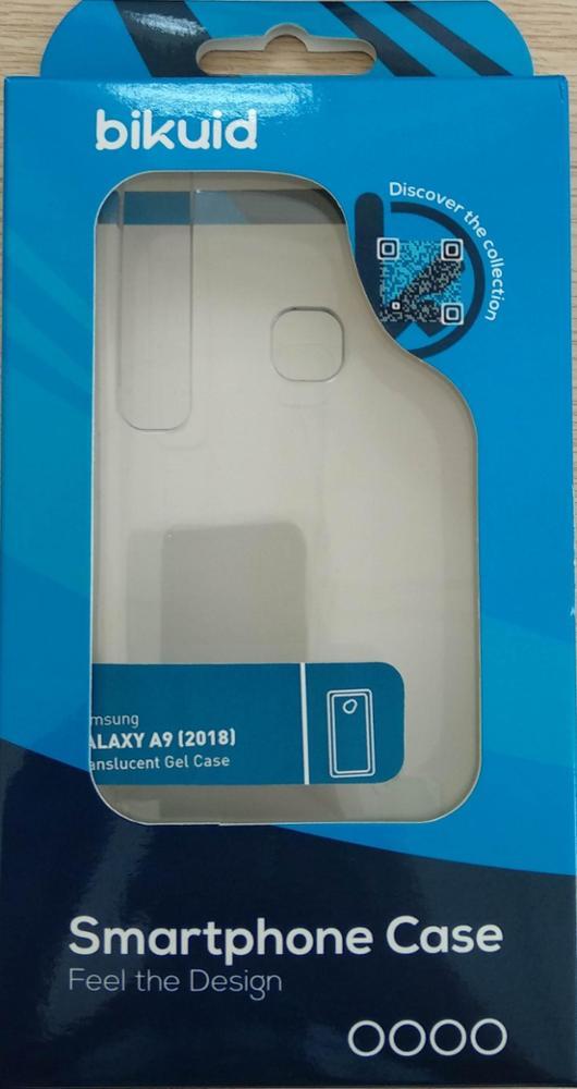 Bikuid Funda Gel Case Transparente Samsung Galaxy A9