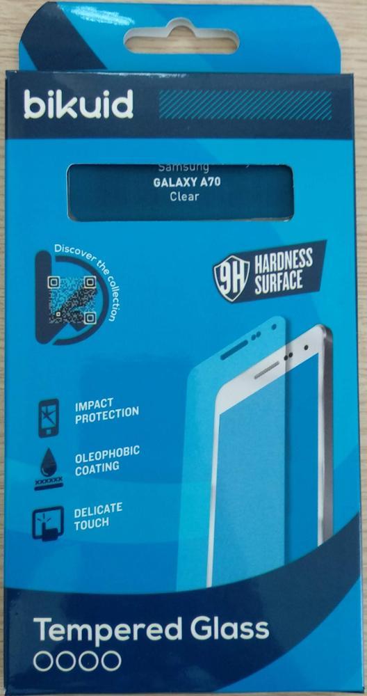 Bikuid Protector Pantalla cristal Templado Samsung A70