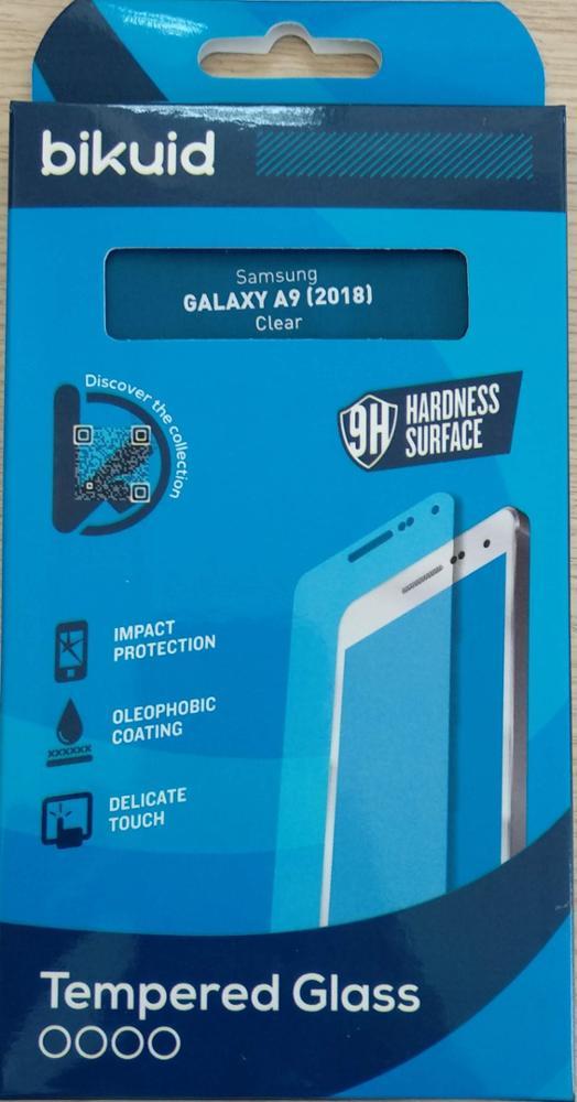 Bikuid Protector Pantalla cristal Templado Samsung Galaxy A9