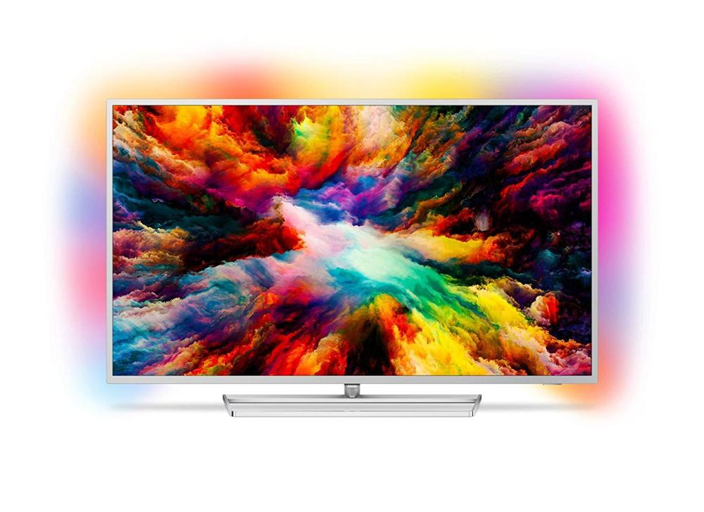 "PHILIPS Televisor 50PUS7363 50"" UHD 4K SMART TV ANDROID TV"