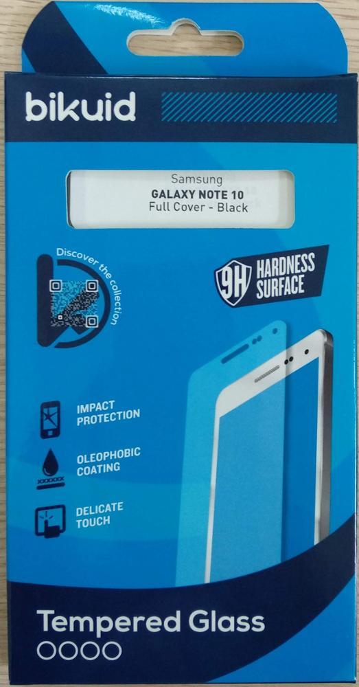 Bikuid Protector Pantalla cristal Templado Samsung Note 10