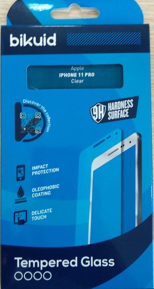 Bikuid Protector Pantalla cristal Templado iPhone 11 PRO