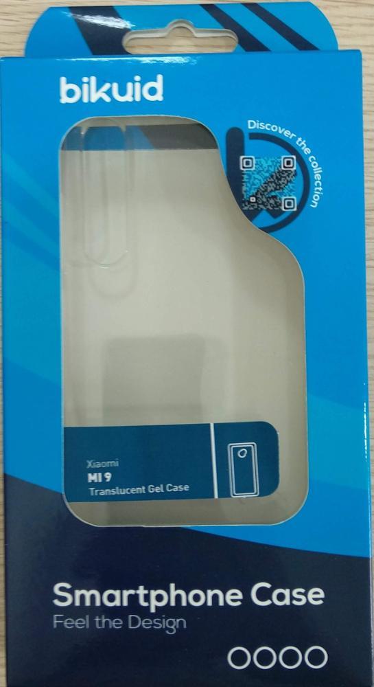 Bikuid Funda Gel Case Xiaomi Mi 9