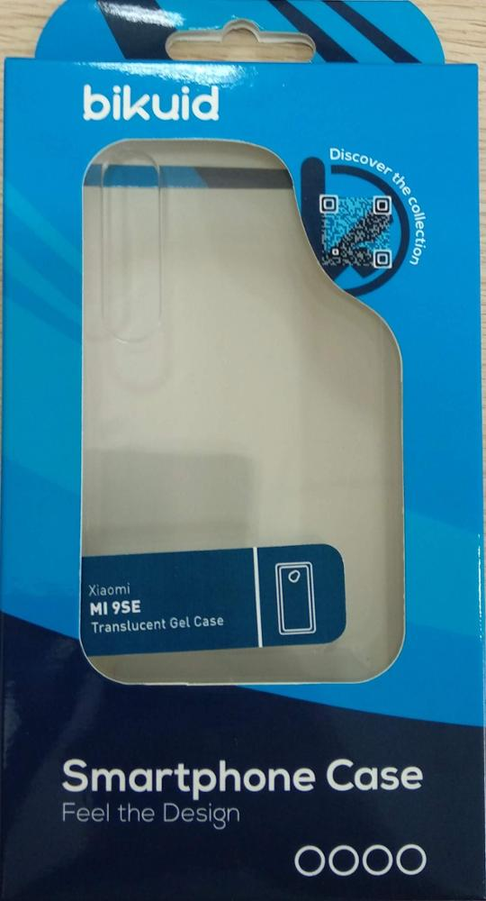Bikuid Funda Gel Case Xiaomi Mi 9SE