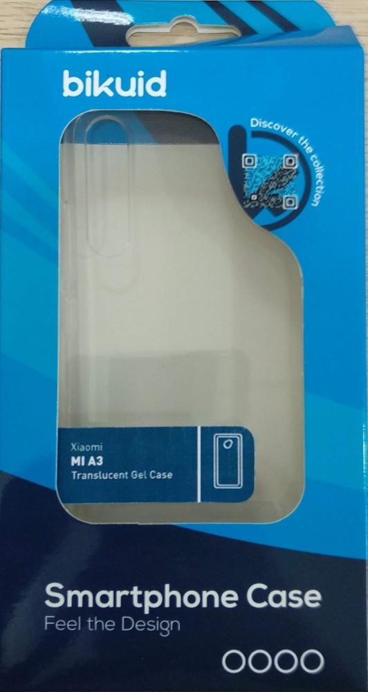 Bikuid Funda Gel Case Xiaomi Mi A3