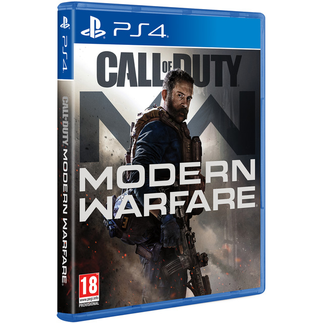 PS4 JUEGO CALL OF DUTY: MODERN WARFARE