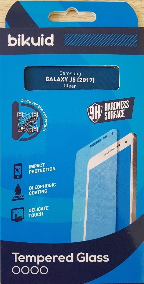 Bikuid Protector Pantalla cristal Templado Samsung J5 (2017)
