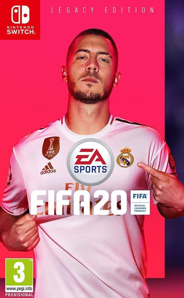 NINTENDO JUEGO SWITCH FIFA 20