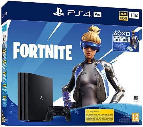 SONY Consola PS4 PRO 1TB + FORNITE