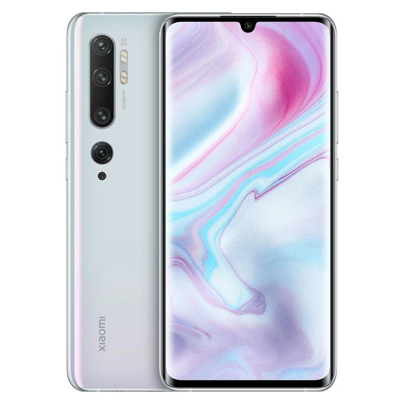 XIAOMI Smartphone MI NOTE 10 DS 6GB RAM 128GB - BLANCO
