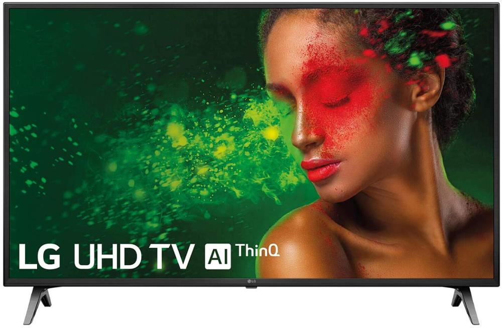 "LG Televisor 43UM7100 43"" UHD 4K SMART TV"