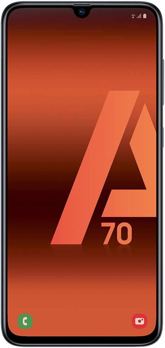SAMSUNG Smartphone A70 A705 DS 128GB - NEGRO