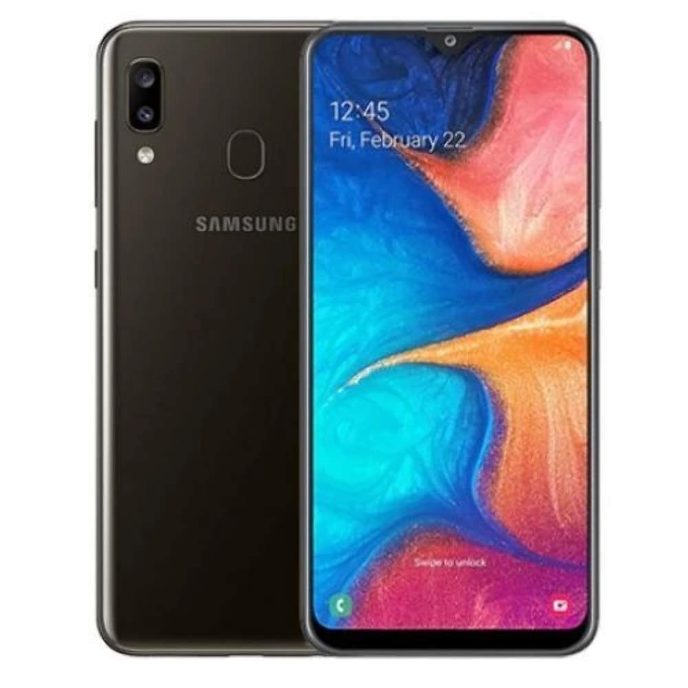 SAMSUNG Smartphone A20S A207FD 32GB - NEGRO