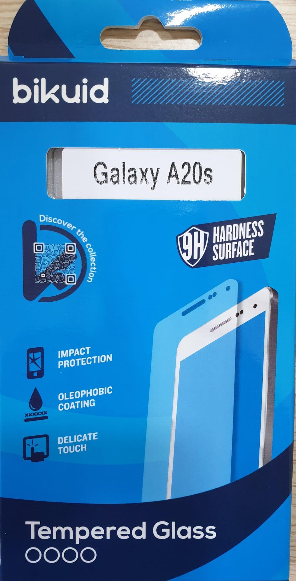 Bikuid Protector Pantalla Cristal Templado Samsung A20s