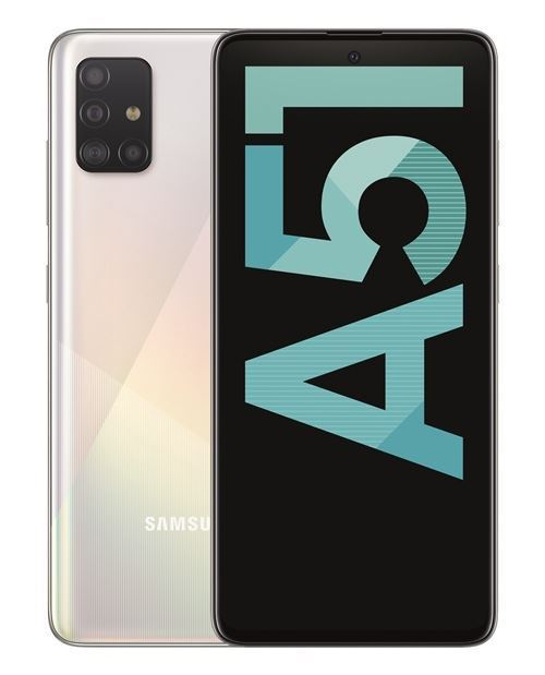 SAMSUNG Smartphone A51 A515 DS 6/128GB - BLANCO