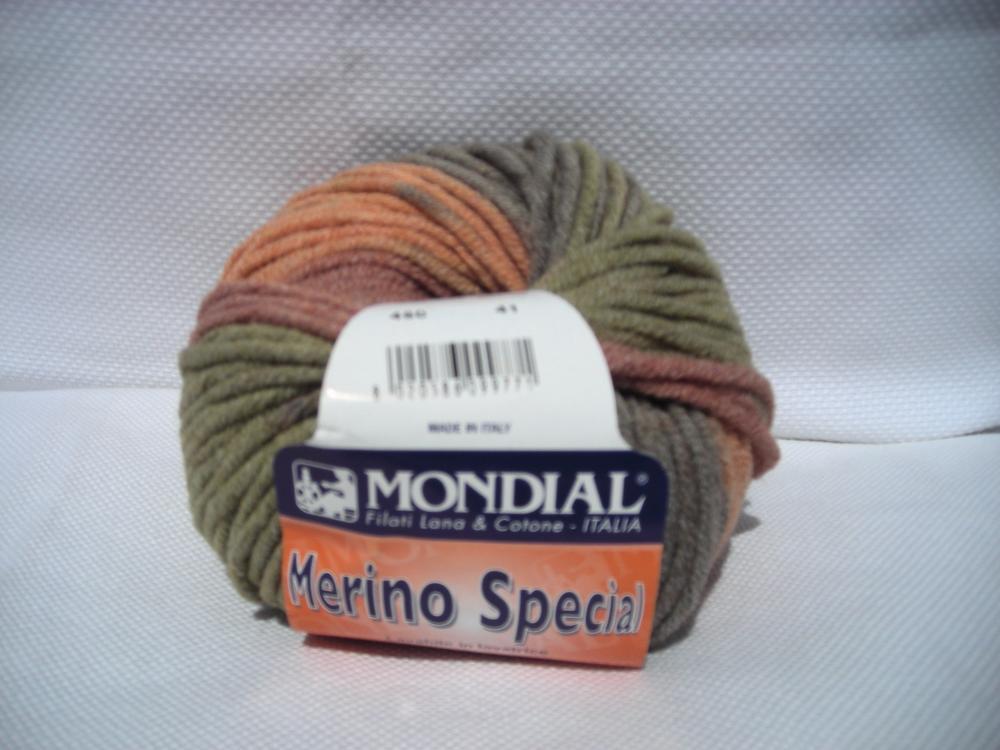 Mondial - Merino Special
