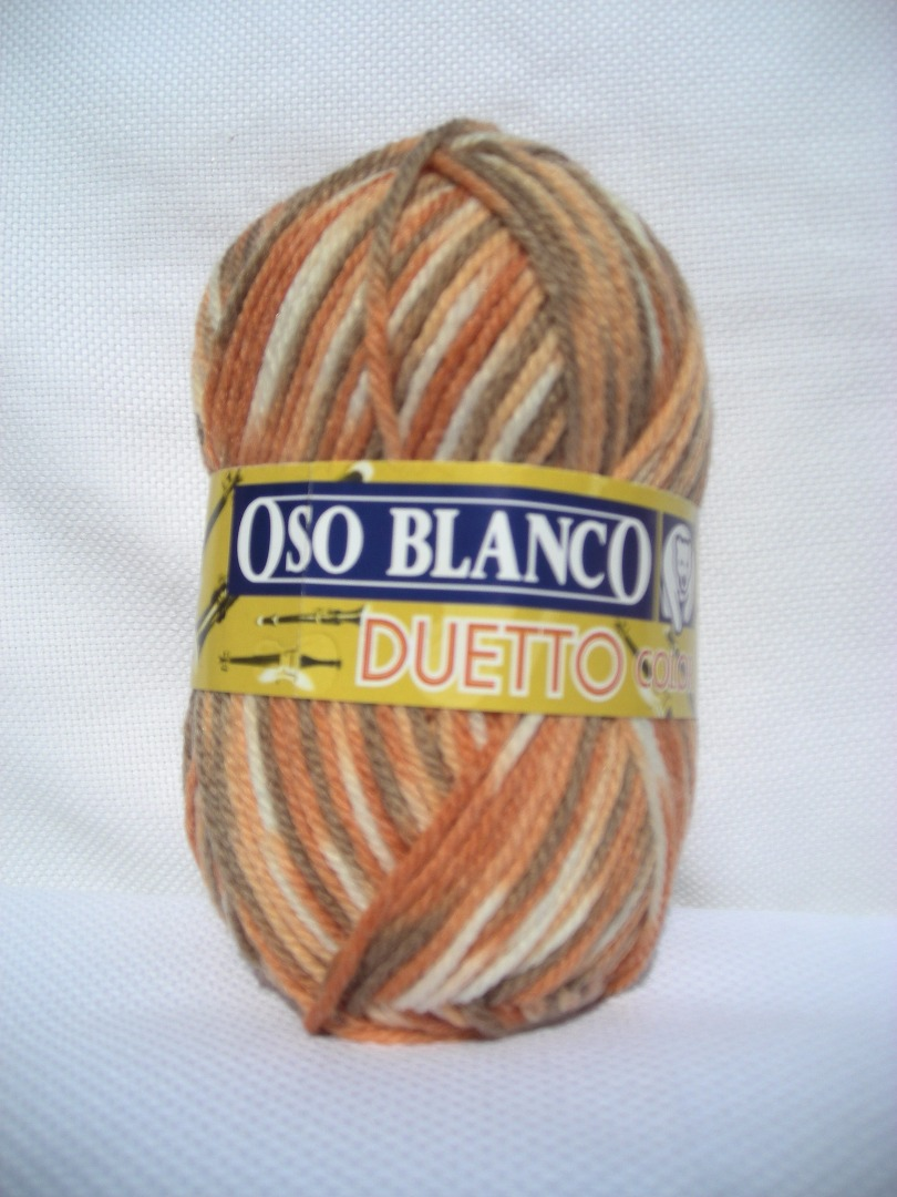 Oso Blanco - Duetto Color