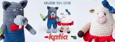 Katia - Amigurumi