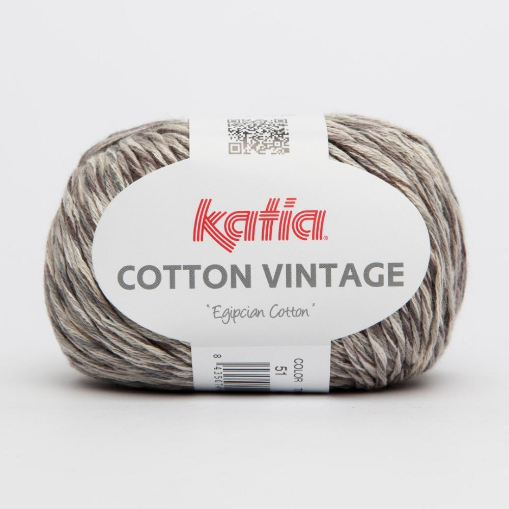 Katia - Cotton Vintage