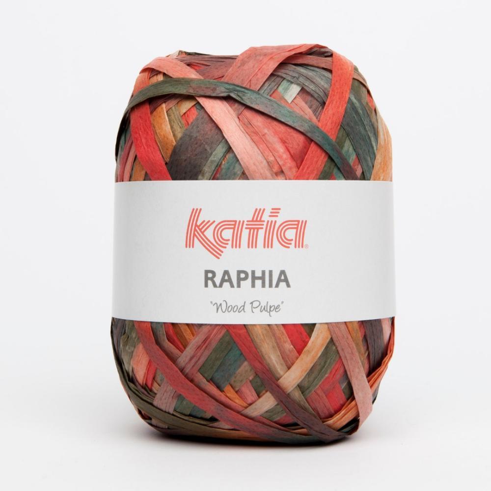 Katia - Raphia Wood Pulpe