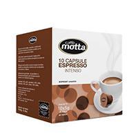 Motta Capsulas café intenso