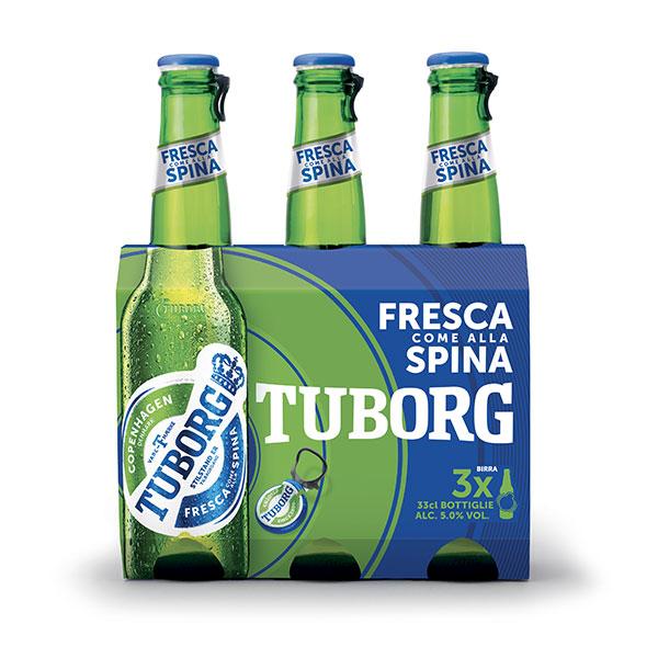 Tuborg Botella Birra